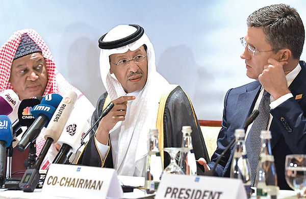 سقوط آزاد نفت با «نه» روسی