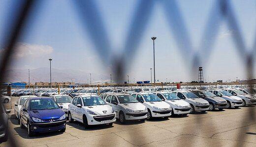 قیمت ها در بازار خودرو نزولی شد + جدول