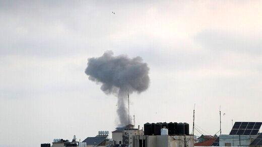 حمله خمپاره ای مقاومت به پایگاه نظامی اسرائیل