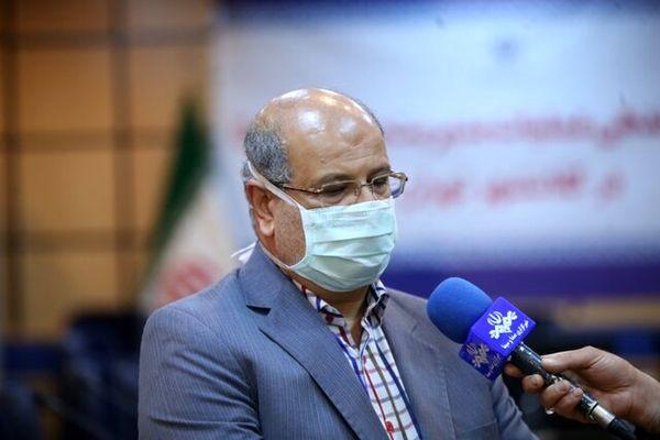 آخرین آمار فوتیهای کرونای جهش یافته در تهران