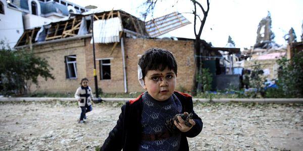 اعلام آمادگی هلالاحمر برای کمکرسانی به آوارگان جنگی در قره باغ