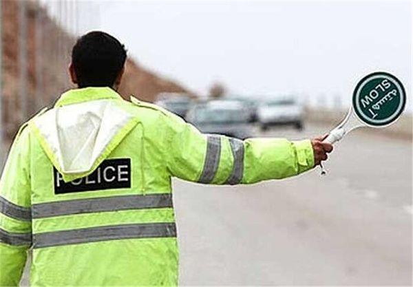 تردد خودروهای سنگین در هراز ممنوع شد