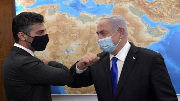 نتانیاهو: ما چهره خاورمیانه را تغییر میدهیم