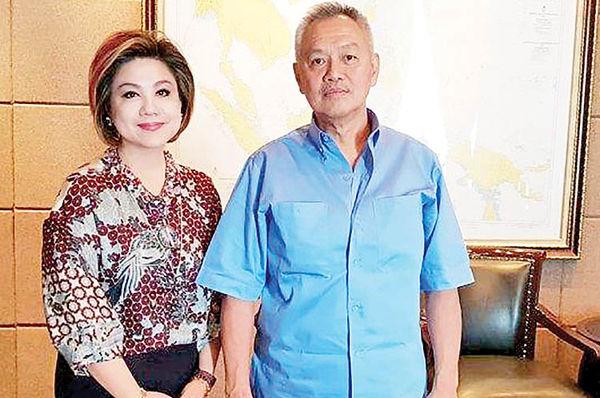 تامی ویناتابازرگان و کارآفرین اندونزیایی