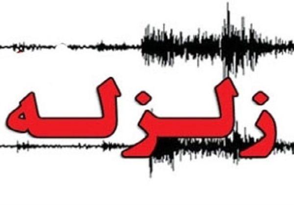 زلزله ۴.۹ ریشتری فاریاب کرمان خسارتی نداشت