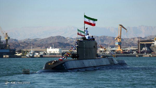 زیردریایی فاتح؛ دست بلند ایران در دریاهای دوردست + عکس