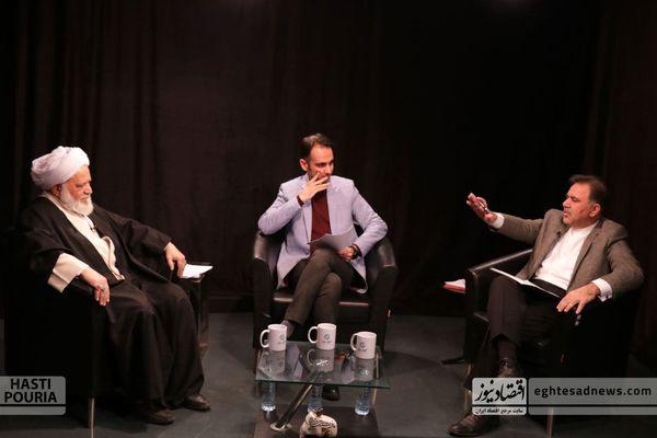 مناظره داغ و جنجالی عباس آخوندی و مصباحی مقدم درباره FATF +فیلم