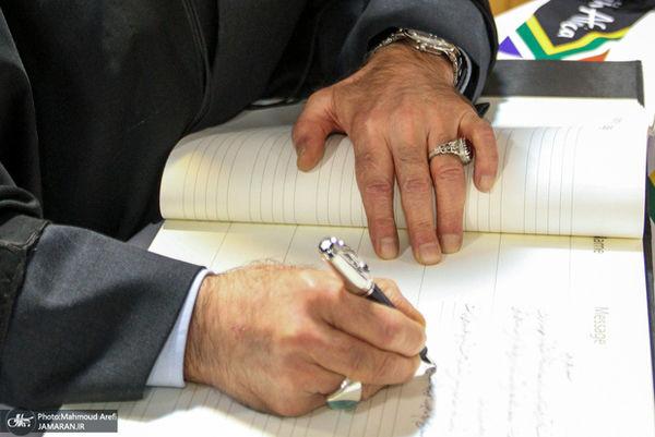 سید محمد خاتمی از کدام کاندیدا حمایت می کند؟