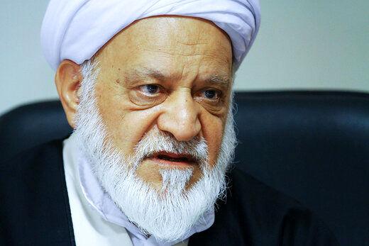 سرریز شدن آراء رئیسی به سمت لاریجانی /مصباحی مقدم: احمدی نژاد در نظرسنجی ها جلو نیست