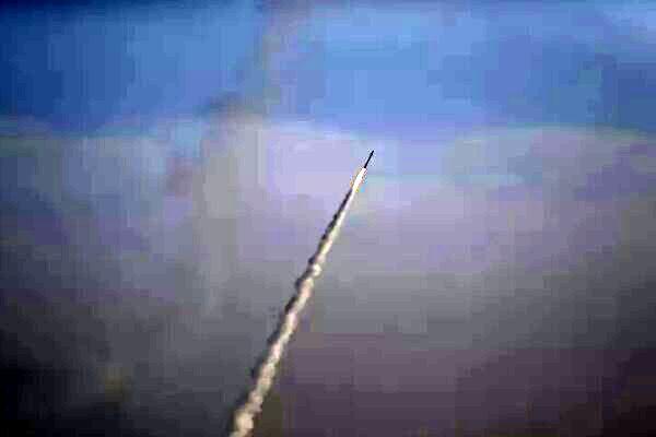 حمله راکتی به جنوب فلسطین اشغالی