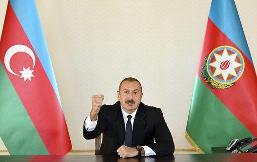 رییس جمهور آذربایجان: قرهباغ متعلق به ماست