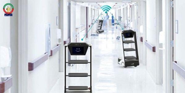 کمک رباتهای ایرانساخت به بیماران