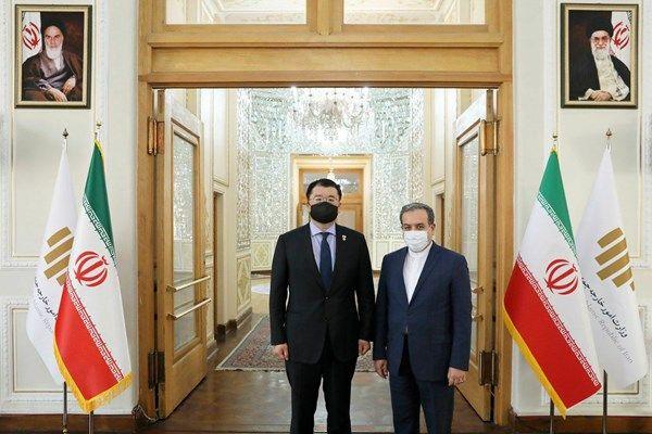 دست رد ایران به سینه دیپلمات کرهای