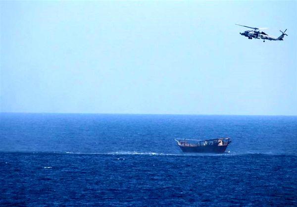 ادعای مقام دفاعی آمریکا: ایران مبدأ محموله سلاح ضبط شده در دریای عرب است