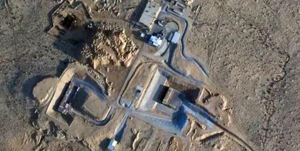 افشای عکسی از پایگاه سری اسرائیل