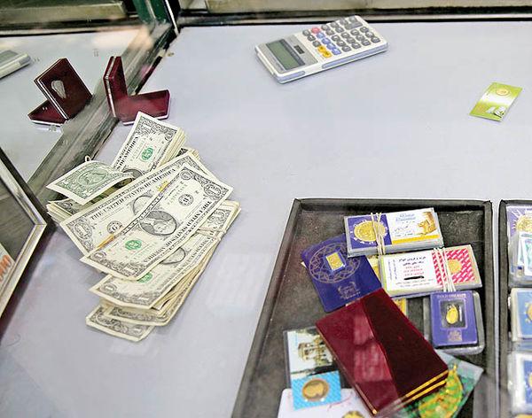 جدایی سکه از دلار