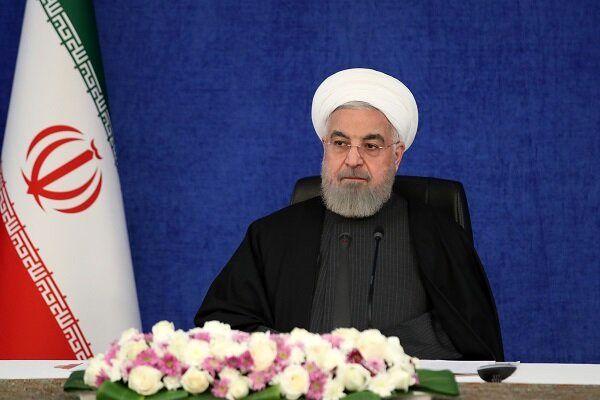 آخرین گفتگوی تلویزیونی روحانی آغاز شد