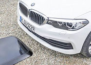 عرضه شارژر بیسیم برای خودروهای هیبریدی بی.ام.و