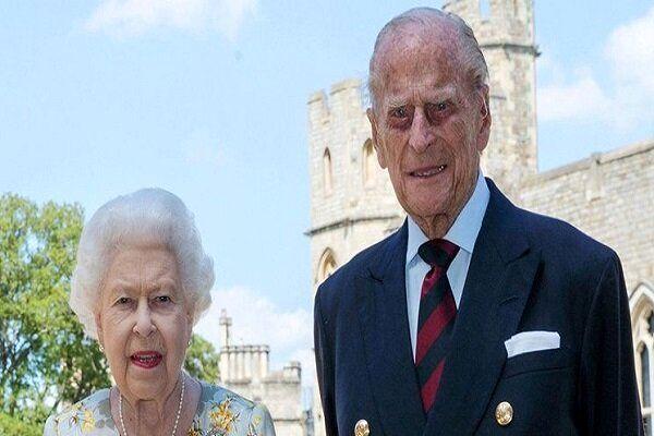 همسر ملکه انگلیس درگذشت