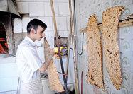 توقف افزایش قیمت نان