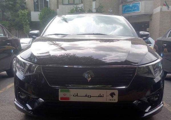 خودروی تشریفات کاندیداهای انتخابات 1400 را ببینید+ عکس