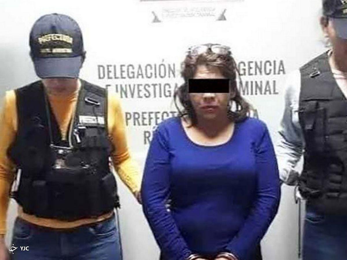 حسادت زنانه زن مکزیکی ختم به خیر شد!