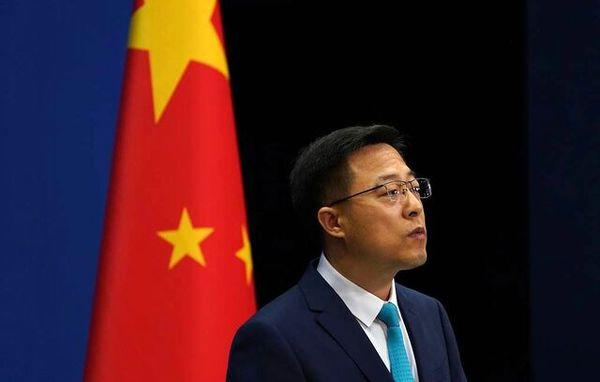 واکنش چین به حادثه برای زیردریایی اتمی آمریکا