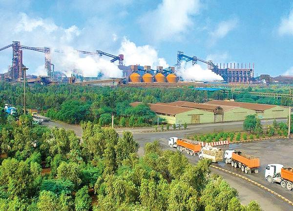 کاهش مصرف نسوز  در فولاد خوزستان