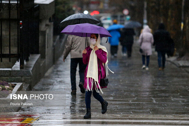 Heavy rain warning in 6 provinces of the country