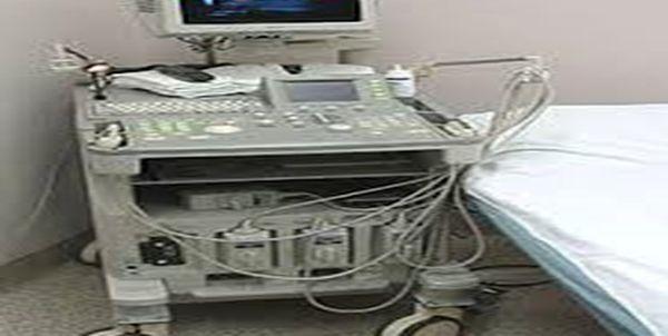 ماجرای سرقت دستگاه سونوگرافی از یک بیمارستان