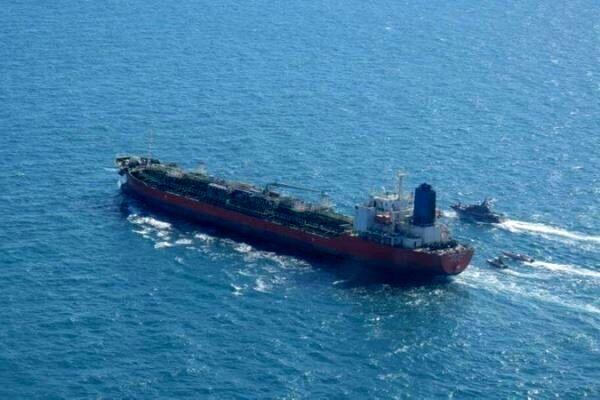 خبر یونهاپ از قصد ایران برای آزادی نفتکش کره جنوبی