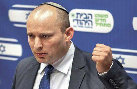 نفتالی بنت: وقتش رسیده نتانیاهو جایگزین شود