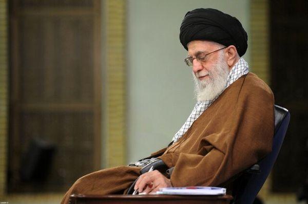رهبر انقلاب درگذشت حجتالاسلام والمسلمین خسروشاهی را تسلیت گفتند