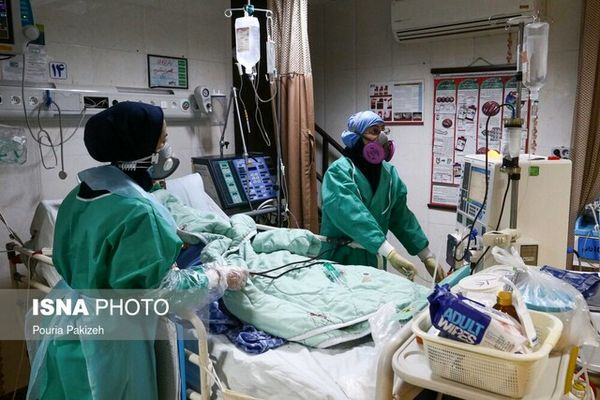 کاهش چشمگیر فوتیهای کرونا/شناسایی ۶۲۸۳ بیمار جدید