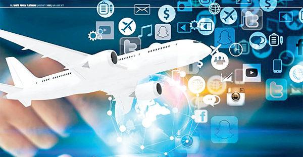 منوی ویژه برای مسافران هوایی