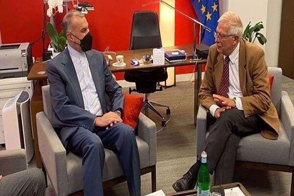 اتحادیه اروپا خواستار از سرگیری مذاکرات برجامی شد