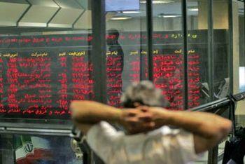بورس تهران در کف 75 روزه + نمودار
