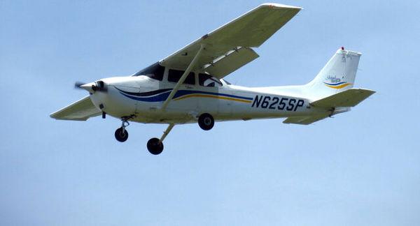 سقوط هواپیمای حامل ۲۷۵ کیلوگرم کوکائین