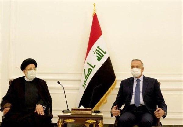 دیدار و گفتوگوی نخستوزیر عراق و رئیس قوه قضائیه