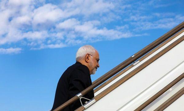 ظریف به مسکو سفر میکند