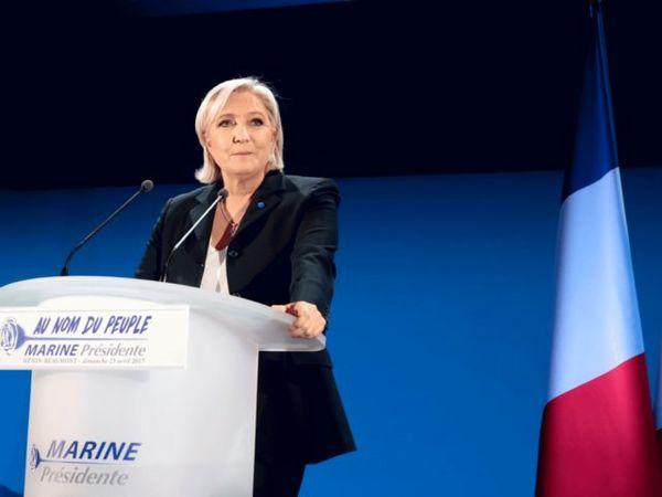 مارین لوپن باز هم به عنوان رهبر حزب اجتماع ملی فرانسه انتخاب شد