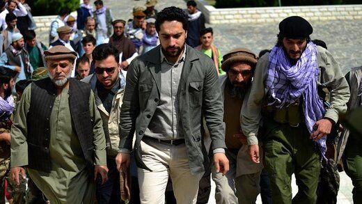 واکنش احمد مسعود به خبر خروجش از افغانستان