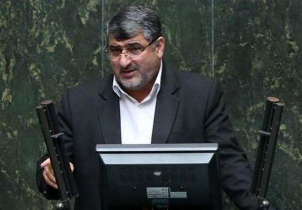 دلخوش: تمام نمایندگان مجلس از رزم حسینی رضایت دارند