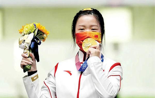 اهدای مدالهای ساخته شده از مواد الکترونیکی بازیافتی در المپیک توکیو