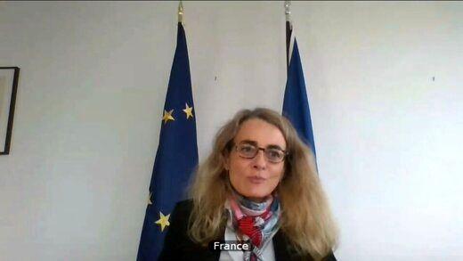 استقبال فرانسه از تصمیم برجامی بایدن