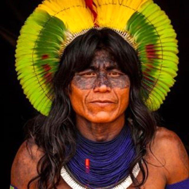 مرموزترین قبیله جهان که بر روی درختان مرتفع زندگی میکنند
