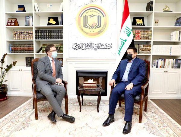 استقبال سفیر انگلیس از مذاکرات ایران-عربستان
