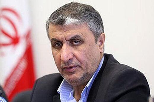 پیام خداحافظی وزیر راه: حلال کنید