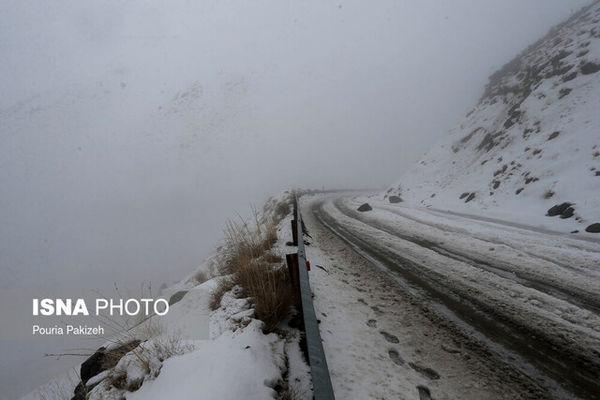 مسدود شدن ۳ جاده اصلی در کشور