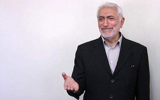 واکنش غرضی به کاندیداتوری سردار سعید محمد